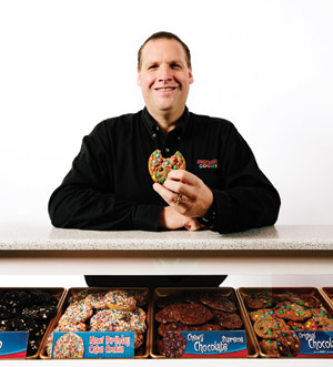 Meet the guy who tastes cookies for a living.