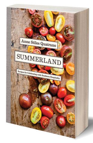 """Cookbook: Anne Quatrano's """"Summerland"""""""