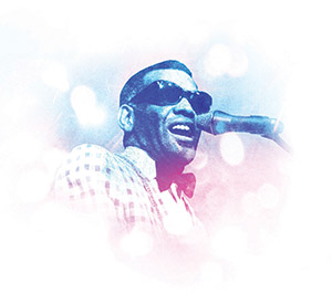 A jazzy celebration of Ray Charles