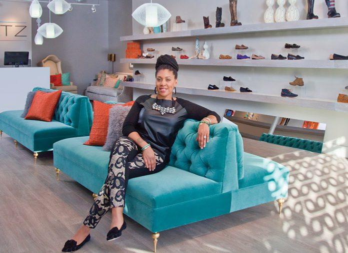 Flatz Shoe Boutique Offers High Fashion Pain Free