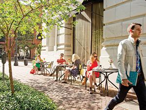 Savannah: The downtown renaissance that SCAD built