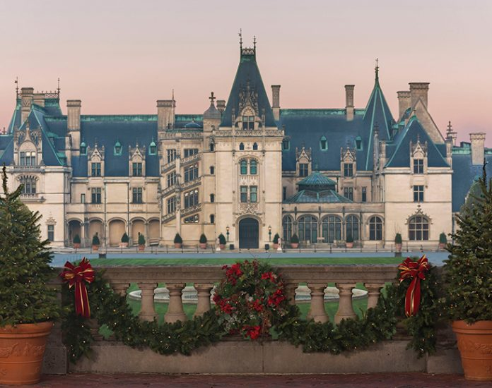 Biltmore Christmas.Christmas At Biltmore In Asheville Atlanta Magazine