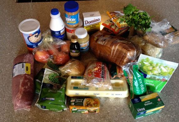 What I Learned Taking The Food Stamp Challenge