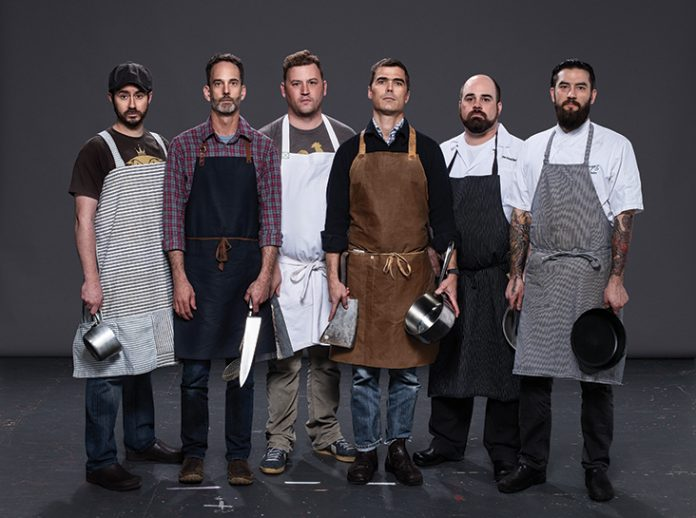 Why Choose A Leather Apron?