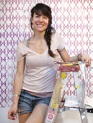 UGA grad and Walthall Fellow's art speaks for social justice