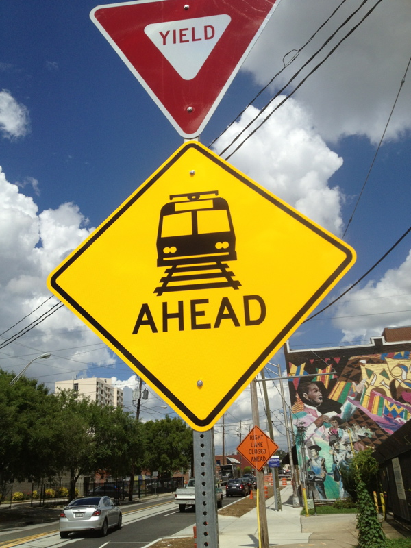 You can't ride the Atlanta Streetcar yet. But you can run a 5K along the track