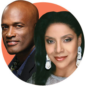 Power Couple: Kenny Leon and Phylicia Rashad in 'Same Time, Next Year'