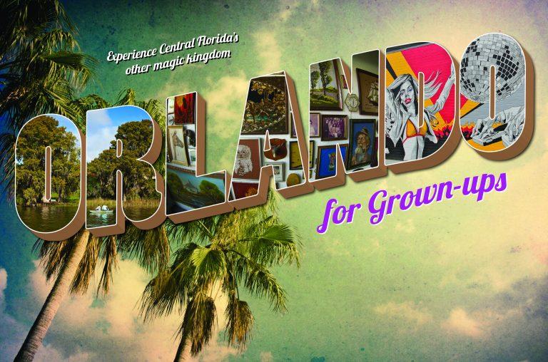 Orlando for Grown-Ups