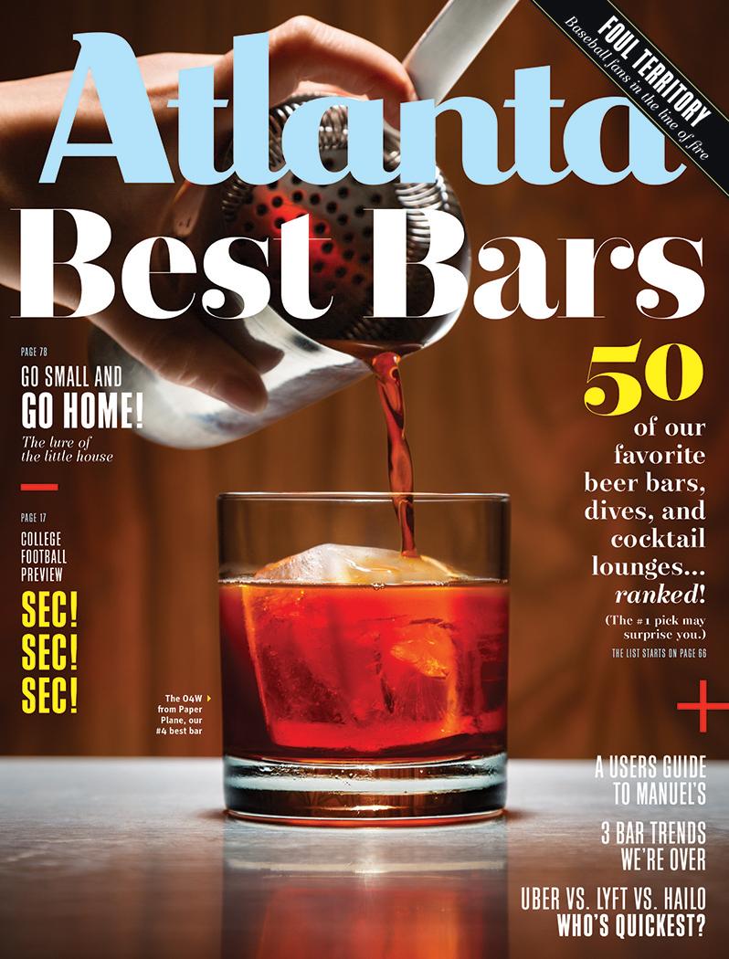 50 Best Bars In Atlanta Atlanta Magazine