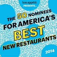 Lusca, Gunshow, Sobban nominated for Best New Restaurants by Bon Appétit