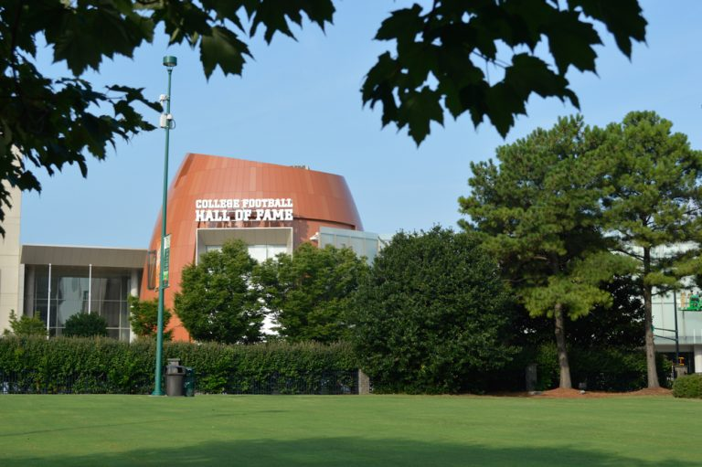 A preview of the College Football Hall of Fame
