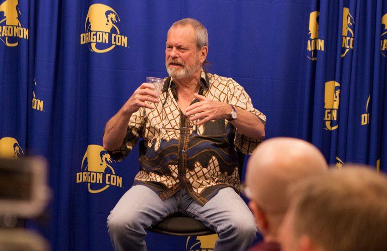 Terry Gilliam talks filmmaking at Dragon Con 2014