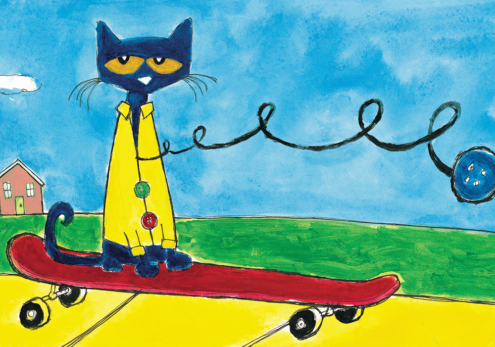 For Pete\'s Sake: What\'s next for Pete the Cat?