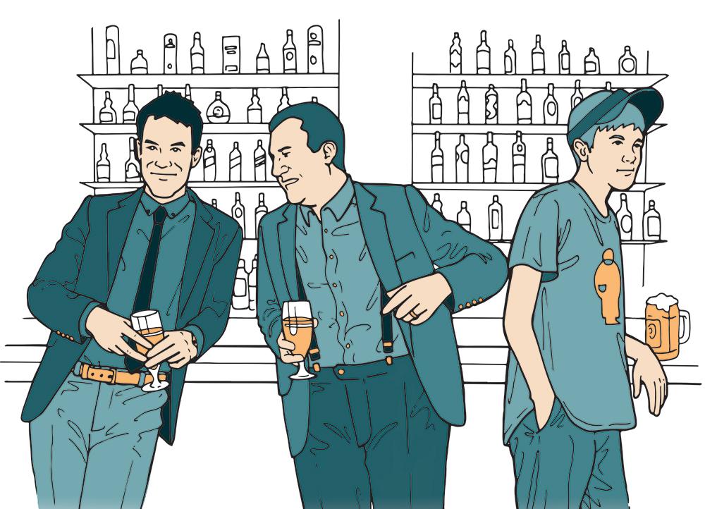 Illustration by Danilo Agutoli