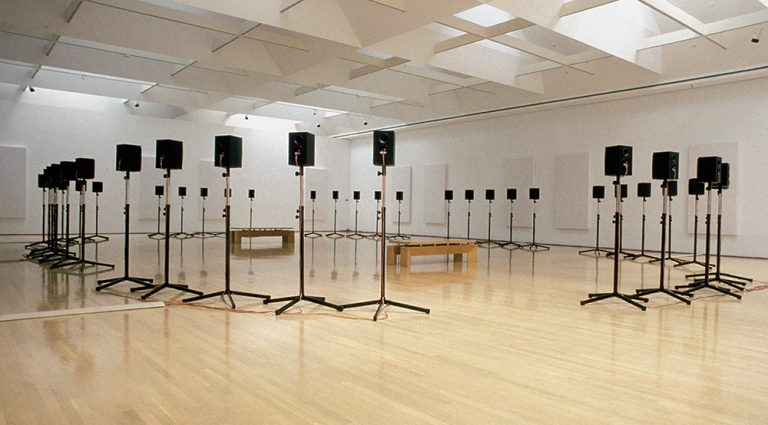 High Museum partners with MoMA to bring Janet Cardiff's Forty Part Motet