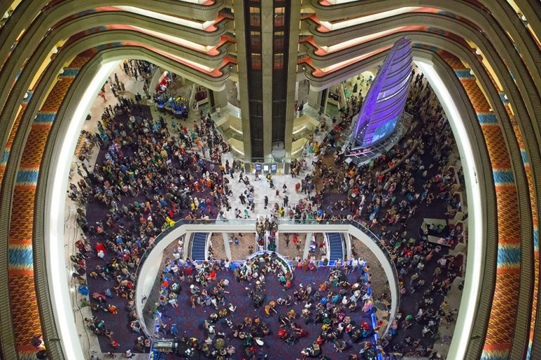Dragon Con after dark: Dance parties, steamy panels, and more