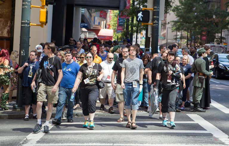 Dragon Con 2014 by the numbers