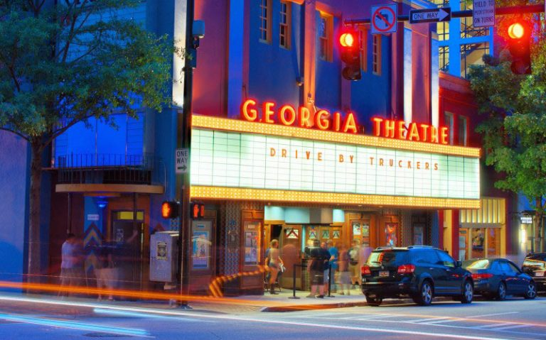 College Towns of the South: Athens, Georgia