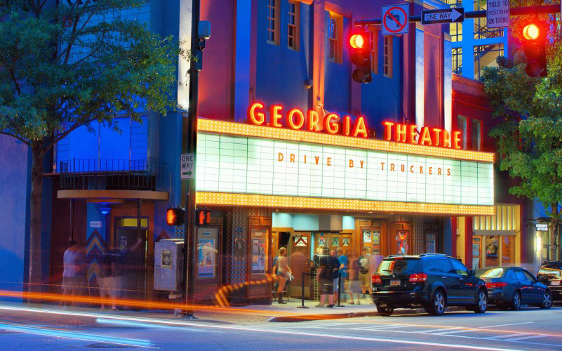 College Towns of the South: Athens, Georgia - Atlanta Magazine