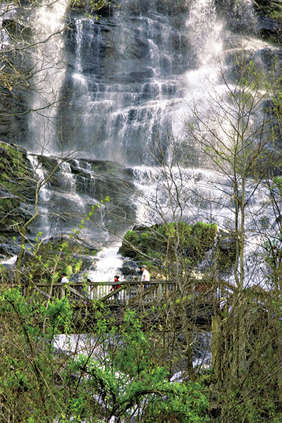 Amicalola Falls State Park, Dawsonville