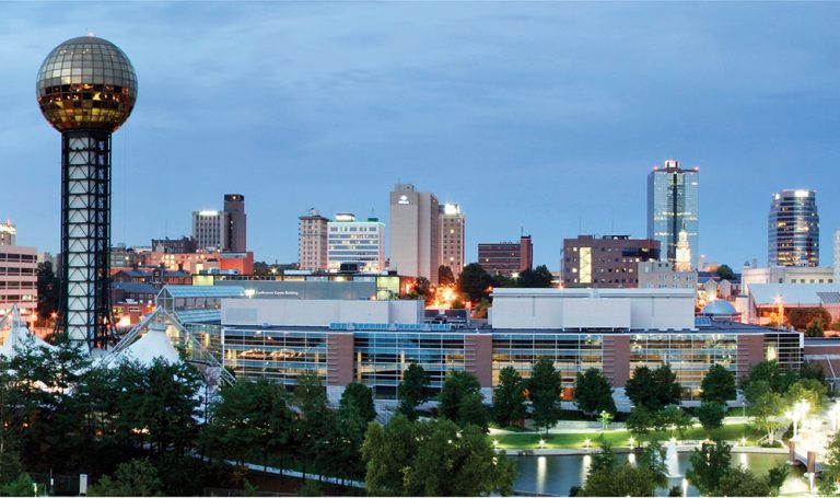 College Towns of the South: Knoxville, Tennessee