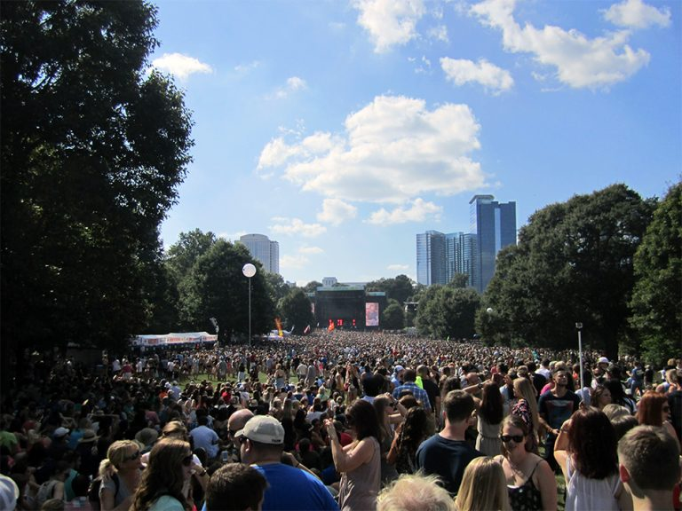 Music Midtown hits one out of the park