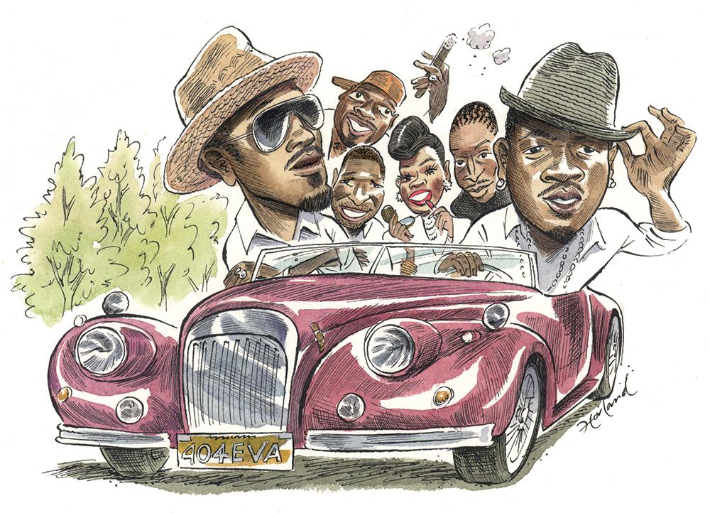 Illustration by Gary Hovland