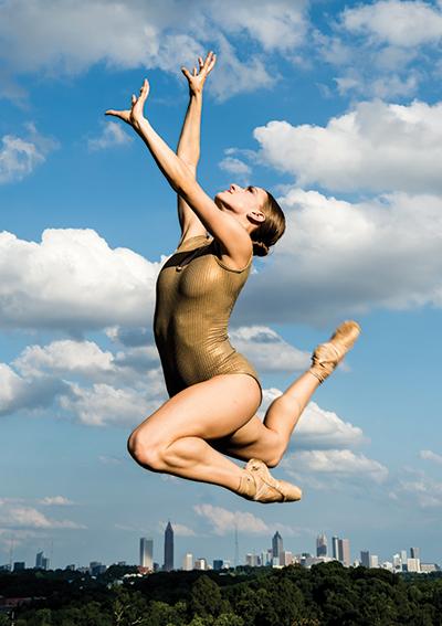 Atlanta Ballet's Wabi Sabi finds beauty in the natural world