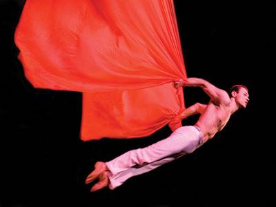 28. Cirque de la Symphonie, Symphony Orchestra of Augusta