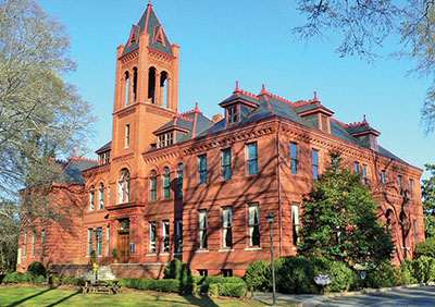 43. Madison Morgan Cultural Center, Madison