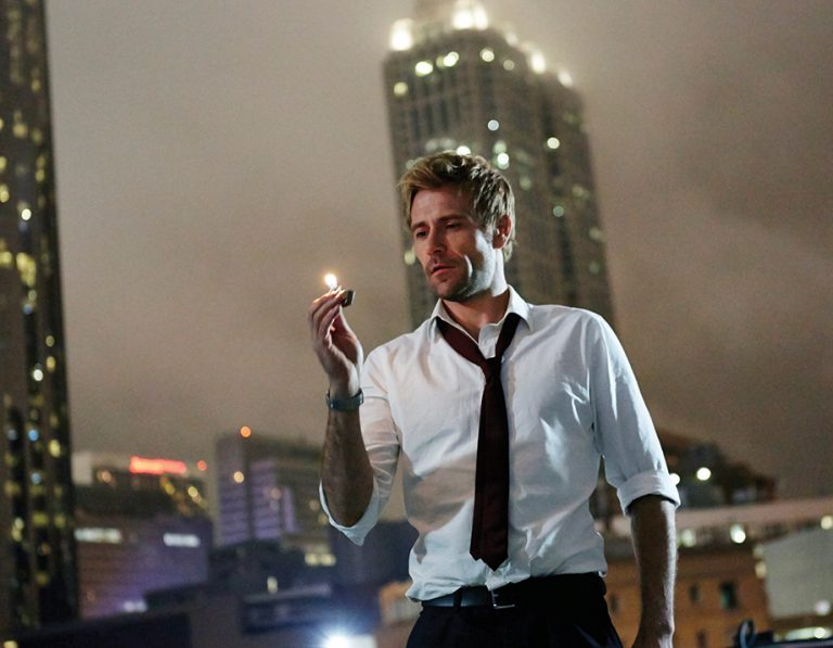 'Constantine,' filmed entirely in Atlanta, debuts this week