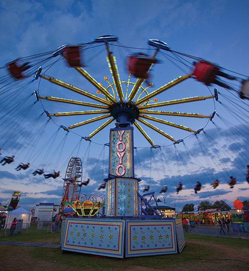 Georgia National Fair, Perry