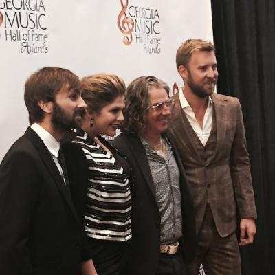 Lady Antebellum with Ed Roland of Collective Soul