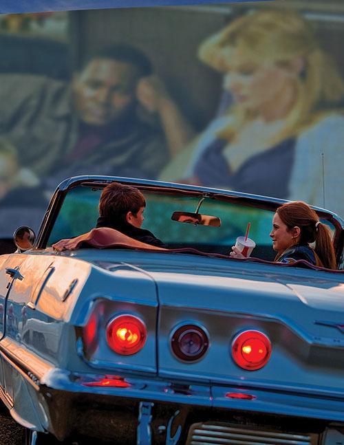 Jesup Drive-In Theater, Jesup
