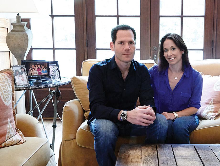 Phil and Cheryl Yagoda