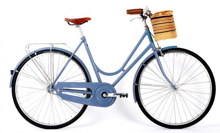 Hop on a bike!