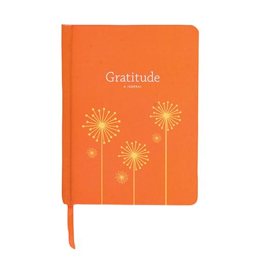 Gratitude journal from Sam Flax, $14.95, samflaxsouth.com