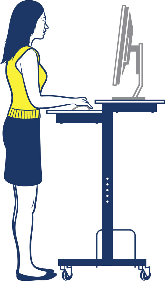 5 reasons to try a standing desk