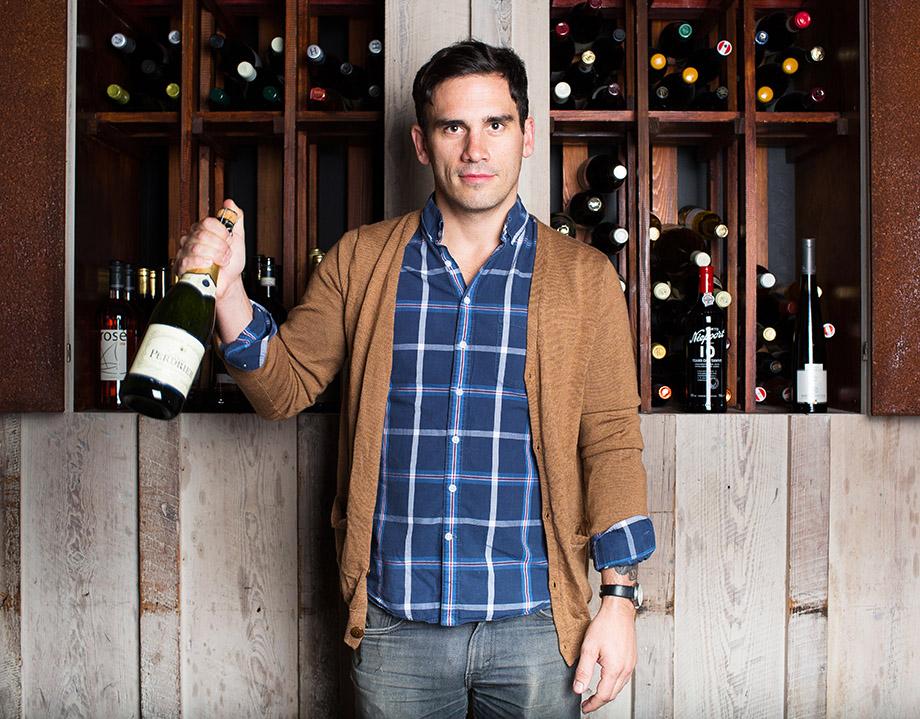 Grubbs got a James Beard nomination for Outstanding Wine Program at Five & Ten.