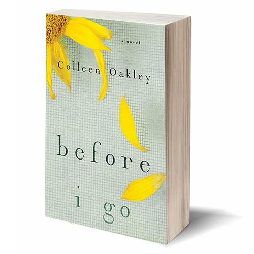Atlanta author Colleen Oakley releases debut novel Before I Go