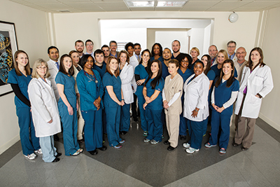 Close to 30 doctors and nurses at Emory University Hospital contributed to the recovery of Writebol and Brantly