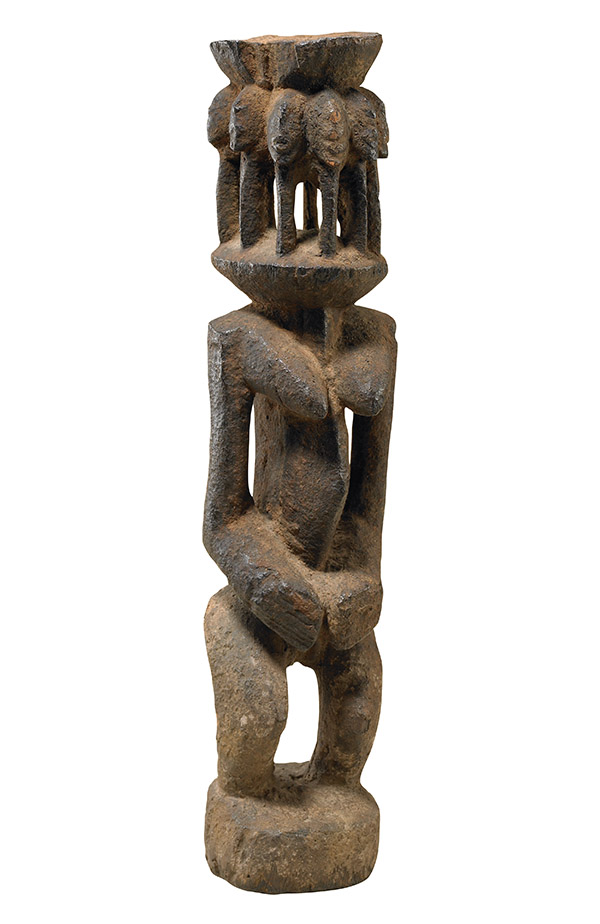 Female figure, Dogon peoples, Mali, 19th to early 20th century