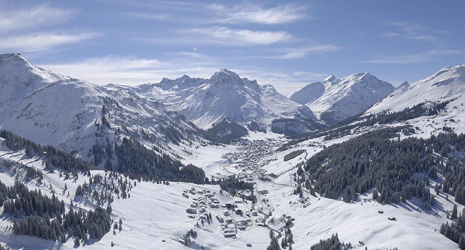 Lech in Austria