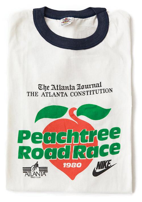 Peachtree Road Race tees through the years - Atlanta Magazine