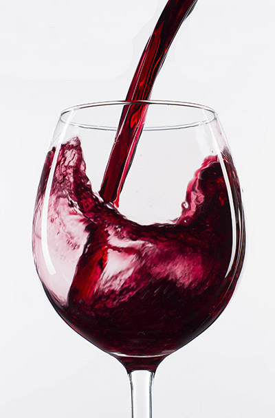 Yes, sipping red wine can be good for you