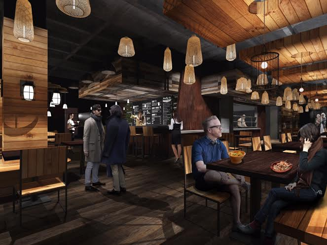 Bangkok Station to open in Buckhead in April