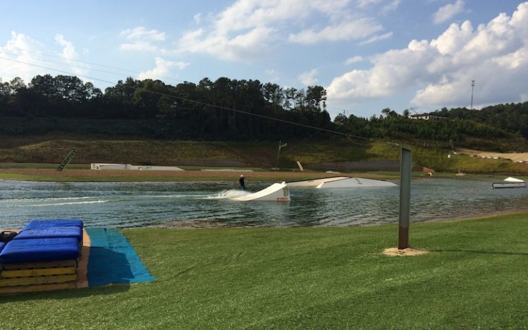 Field Notes: Testing the waters at Terminus Wake Park