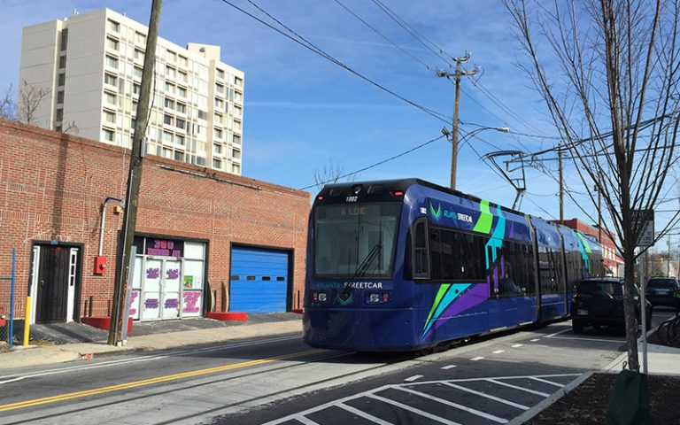 Commentary: It's Memorial Day Weekend, Atlanta Streetcar is operating only one trolley, and that's a problem.