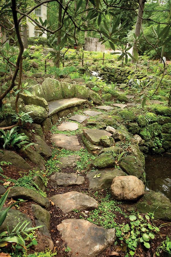 Hide away at these 4 Atlanta secret gardens