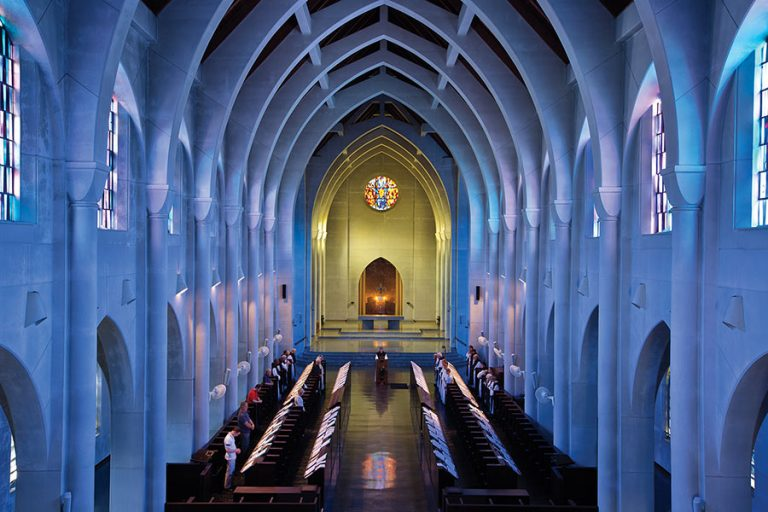Call to Prayer: The Monastery of the Holy Spirit